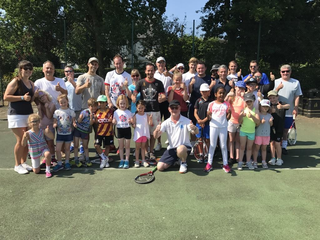 The Tennis Hub