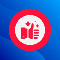 Congratulation with Feedback app